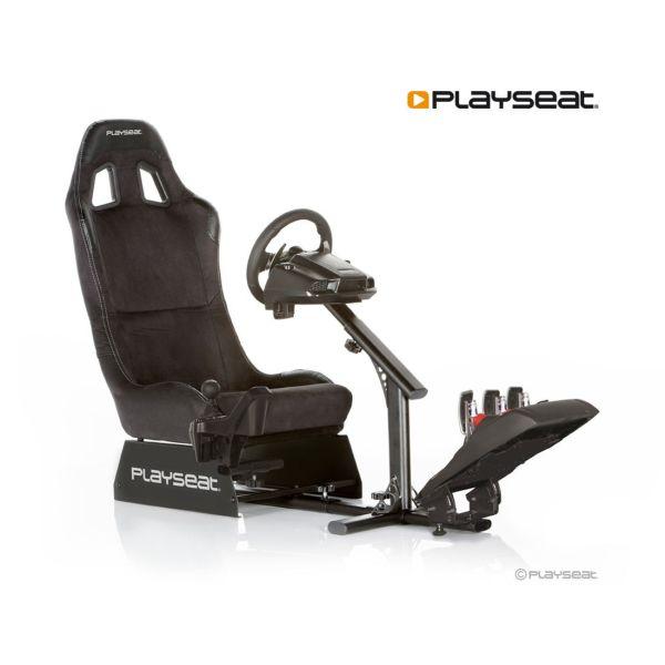 fotel do kierownicy Playseat Evolution Alcantara