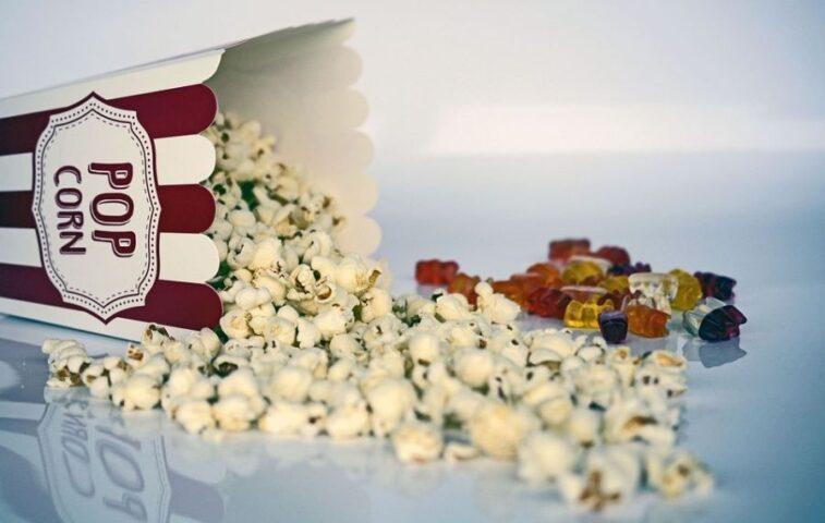 Badamy przyczyny popularności popcornu