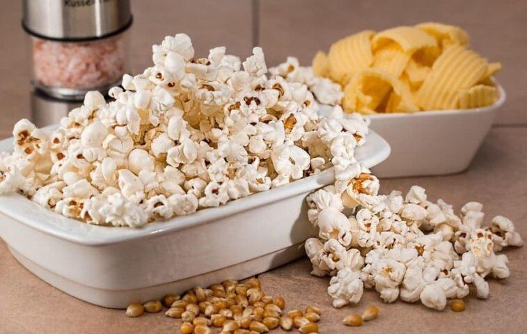 dlaczego popcorn z mikrofalówki jest niezdrowy