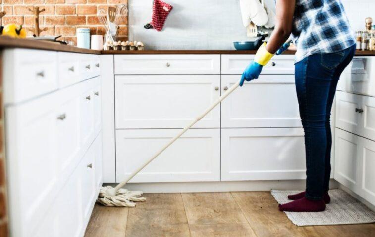 sposoby na mobilizacje do sprzątania mieszkania