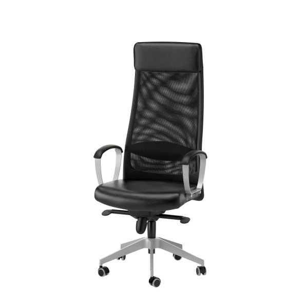 fotel ergonomiczny ikea markus