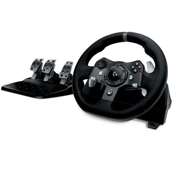 Kierownica do gier logitech driving force g920 941-000123