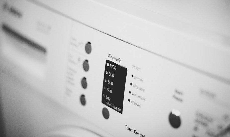 maksymalne obroty wirowania dostępne do wyboru w pralce