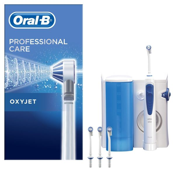 irygator do zębów oral-b professional care oxy jet md20