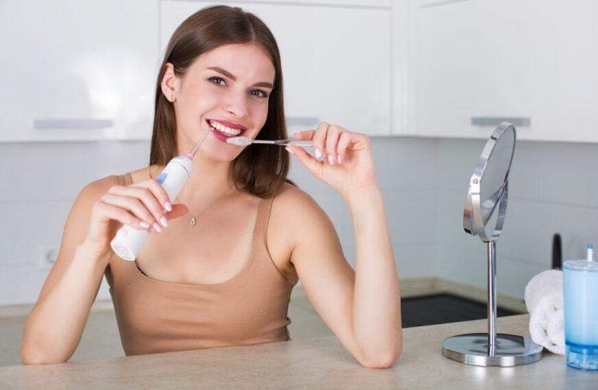 Ranking polecanych irygatorów do zębów
