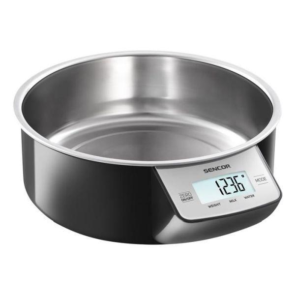 Waga kuchenna sencor sks 4030bk