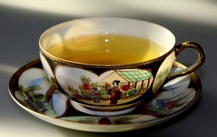fakty i legendy o historii herbaty