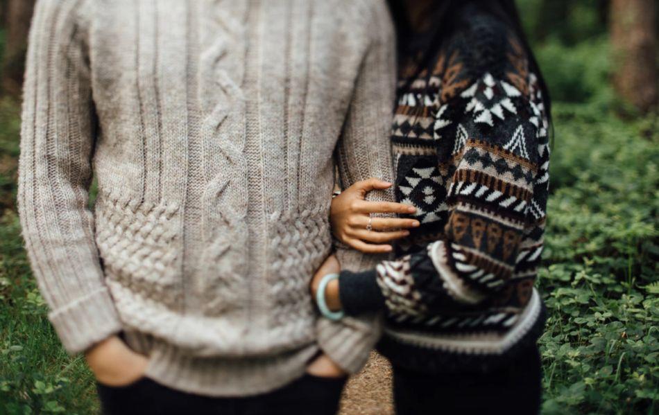pranie, suszenie, prasowanie i pielęgnacja swetrów