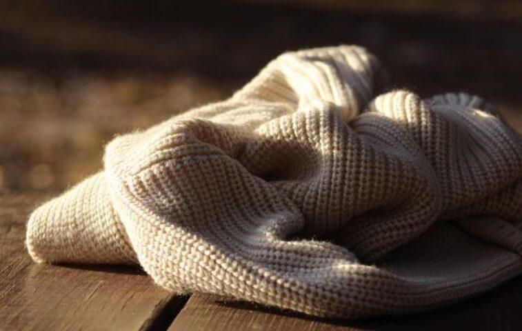 co zrobić, gdy sweter się skurczył po praniu