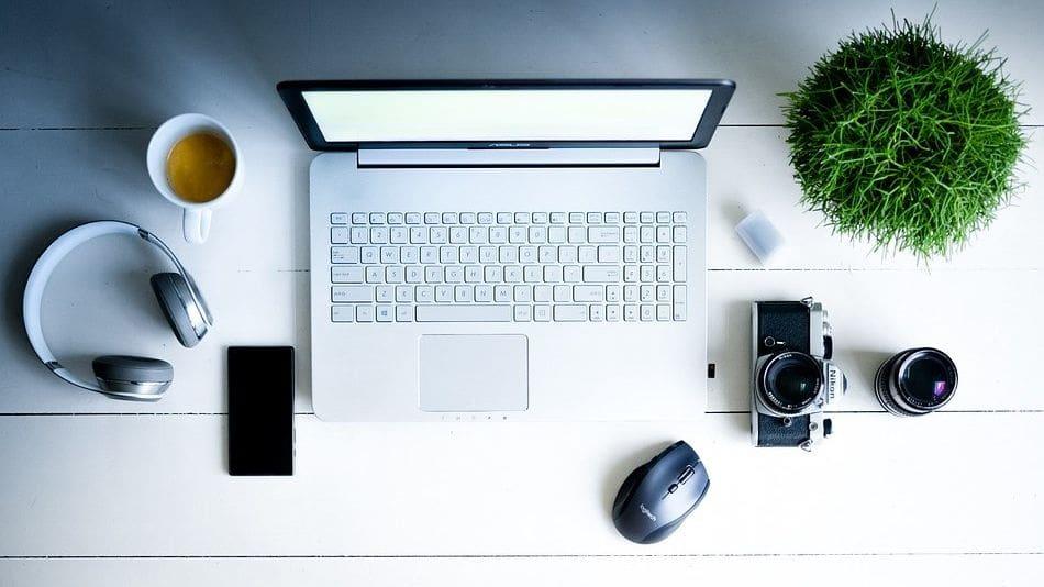 laptop narzędziem pracy