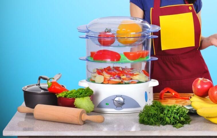 jak korzystać i gotować w parowarze