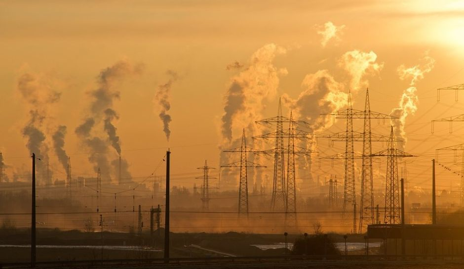 fabryki w okolicy tworzą toksyczny kurz