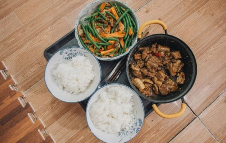 sposoby gotowania ryżu w parowarze