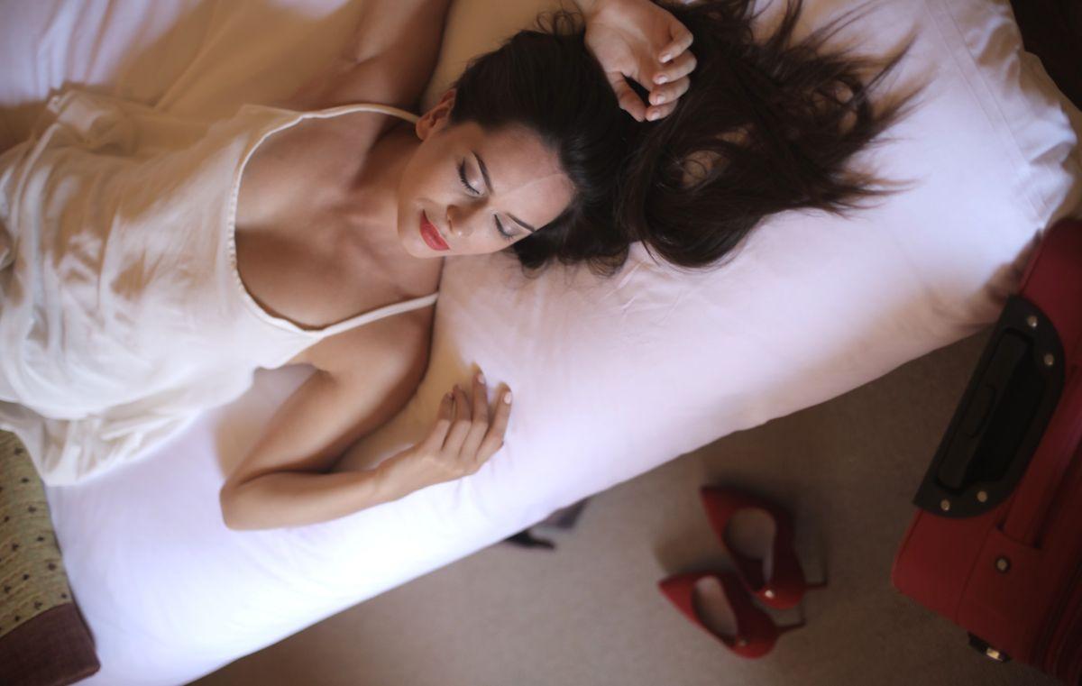 sposoby na bezsenność i szybkie zasypianie
