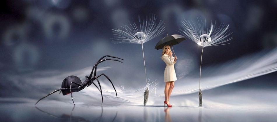 świadomy koszmar można zmienić w przyjemny sen