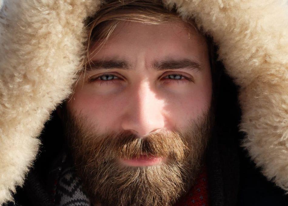 broda chroni przed mrozem