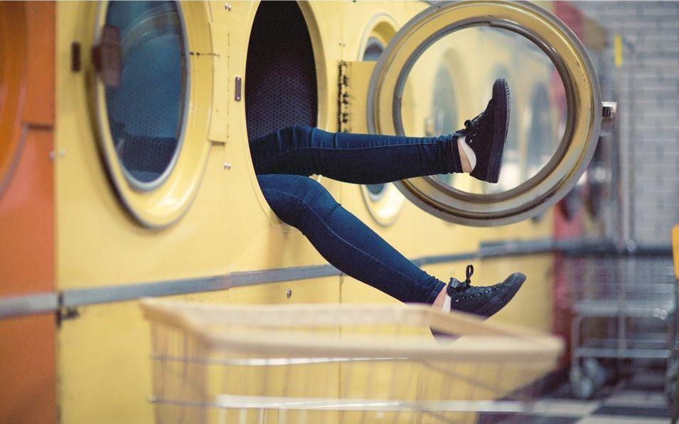 rachunki za pralkę nie powinny... wciągać