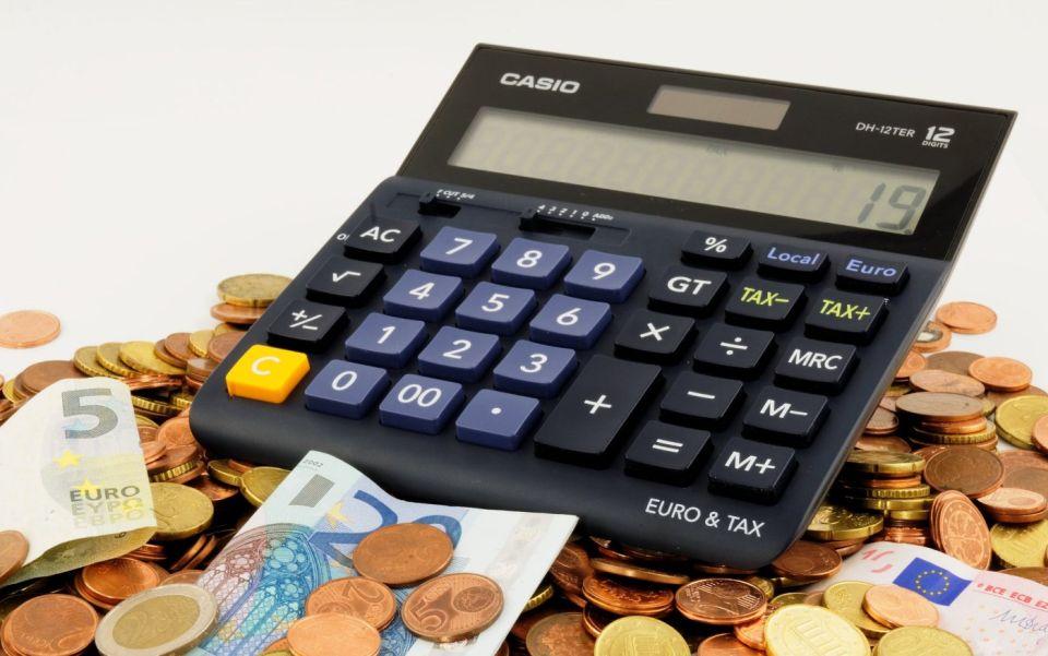 kalkulator potrzebny do obliczenia poboru prądu pralki
