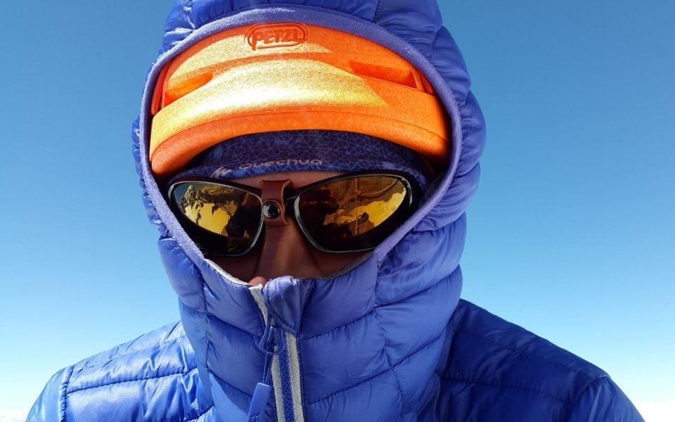 bardzo ciepła zimowa kurtka puchowa
