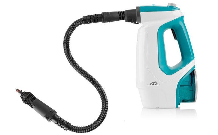 poręczna i odłączana z mopa parowego myjka parowa