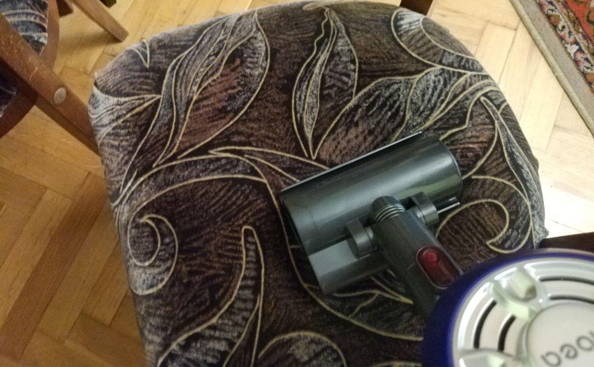 Dibea V088 pro odkurzanie krzesła 3