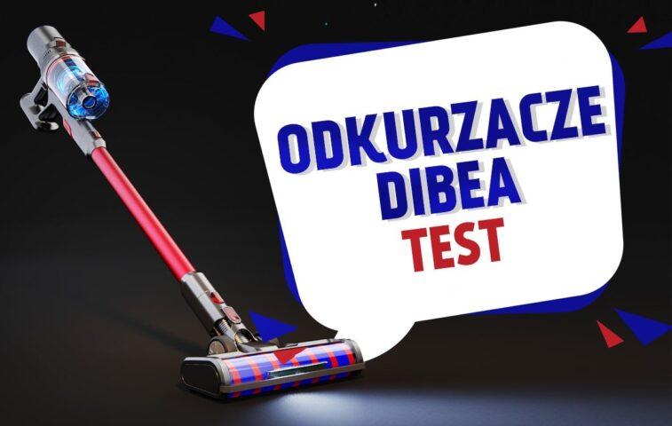 Test Dibea F20 MAX, V008 PRO i D18