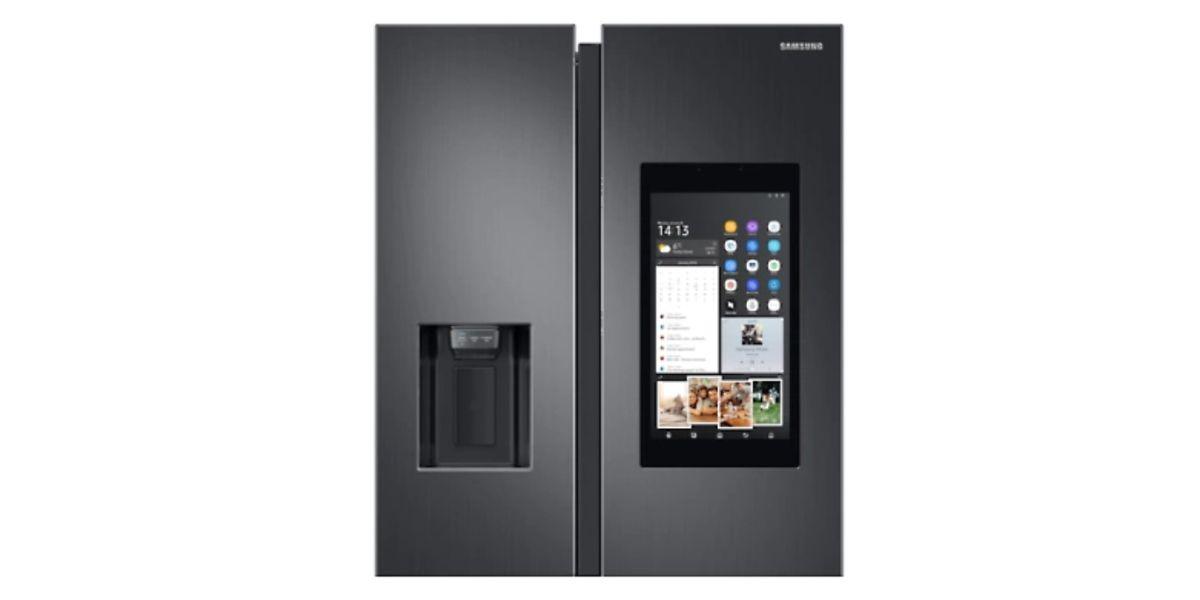 Samsung Family Hub RS68N8941B1 wyświetlacz i jego funkcje