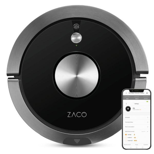 robot sprzątający z rankingu ZACO A9s