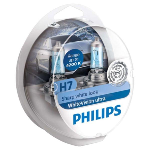 żarówka H7 Philips White Vision Ultra 4200K
