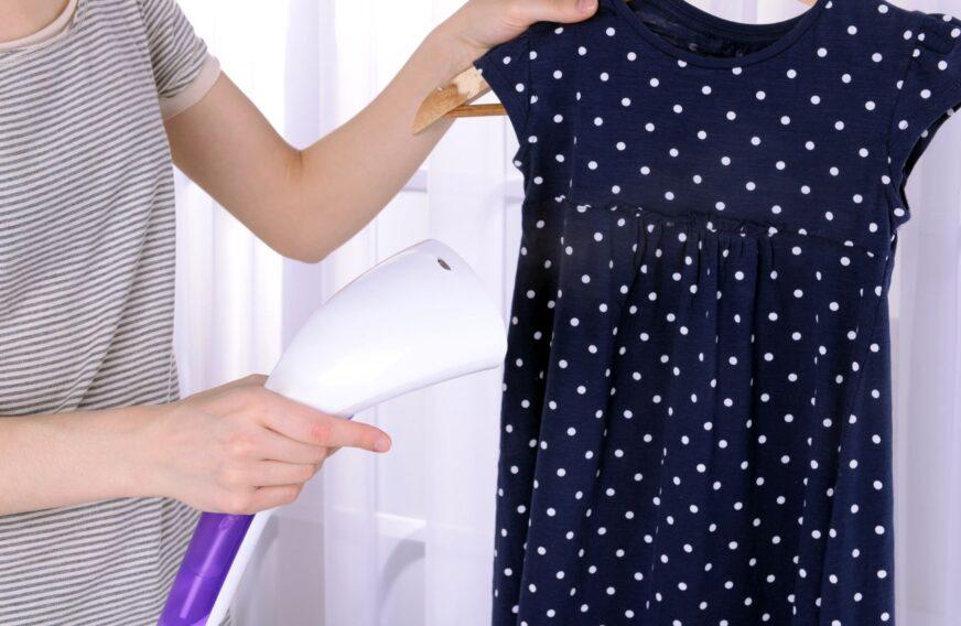 Ranking najlepszych parownic do ubrań