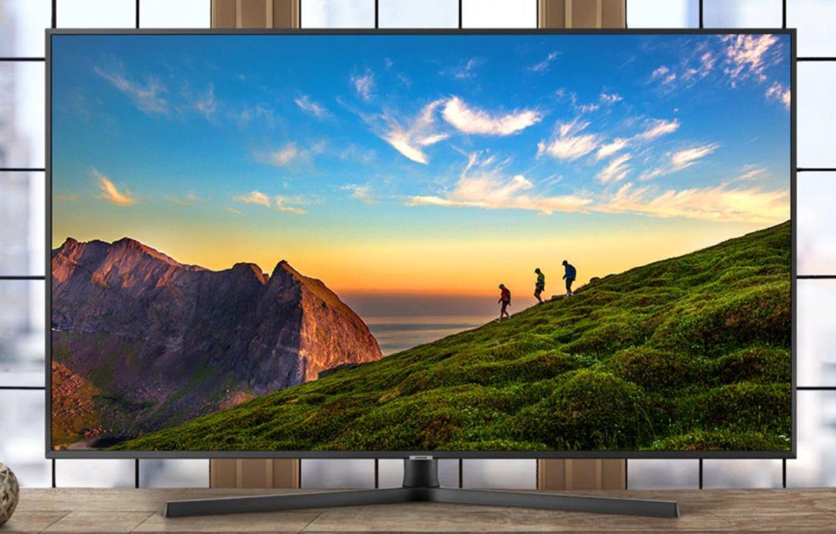 Telewizor Samsung UE50RU7472U opinia, recenzja