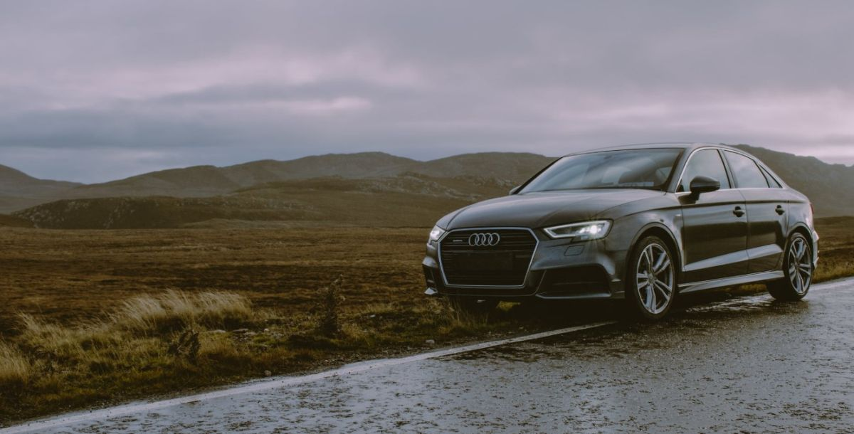 dobre żarówki H7 w samochodzie osobowym Audi