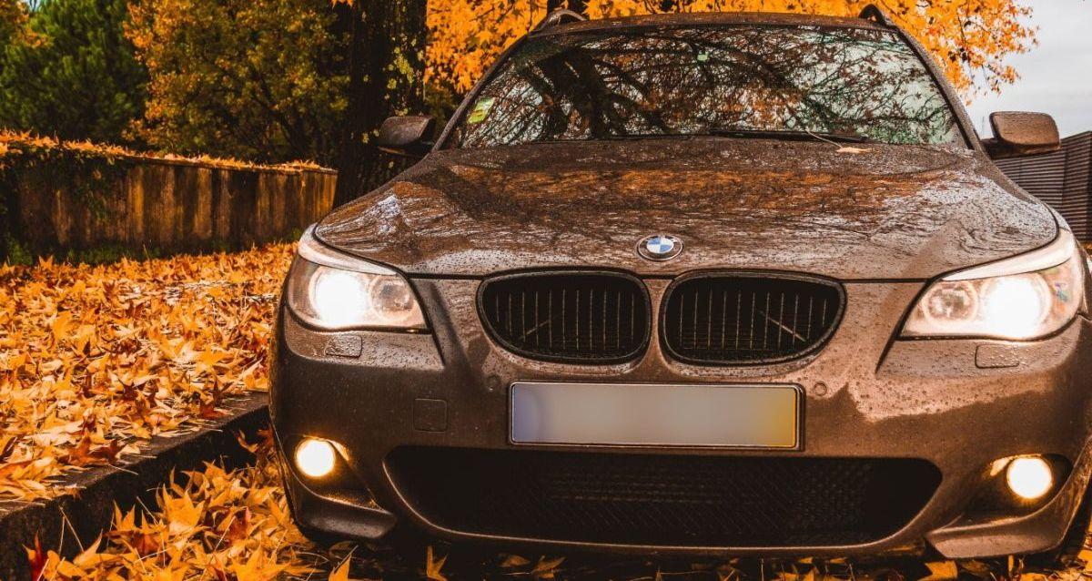 żarówki H7 w samochodzie BMW