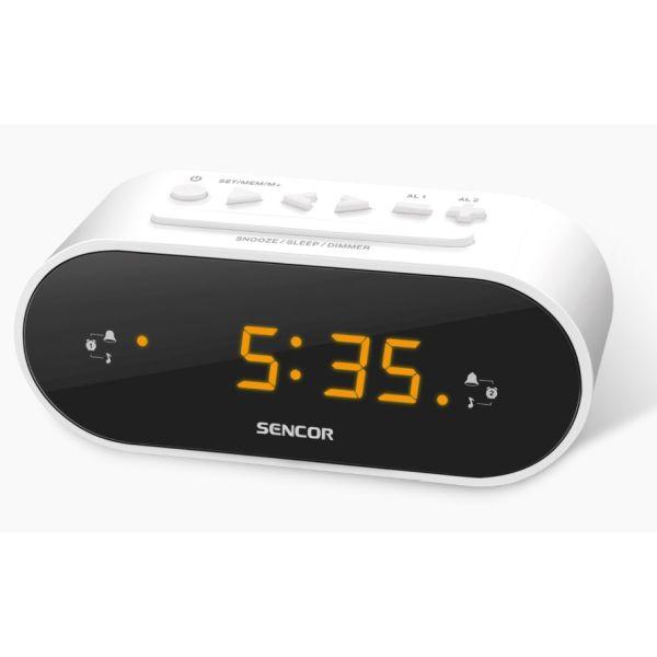 radiobudzik Sencor SRC1100W