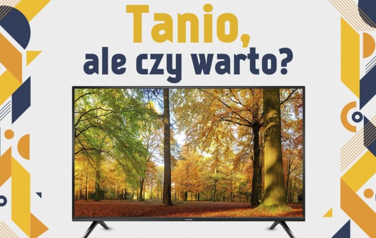 Test telewizora Thomson 32HD3301