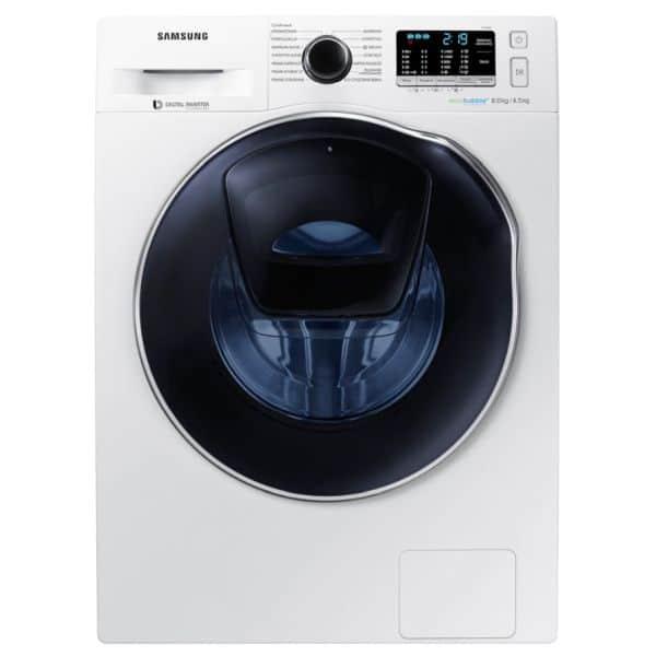pralko-suszarka Samsung AddWash WD80K5A10OW