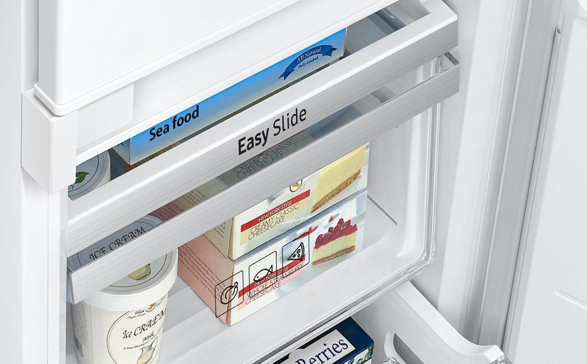 Samsung BRB260034WW zamrażalnik z lodami i ciastkami