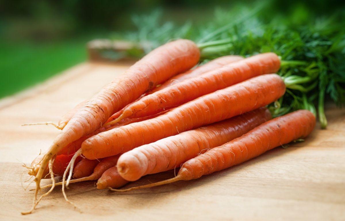 Jak mrozić marchewkę? Czy trzeba ją blanszować?