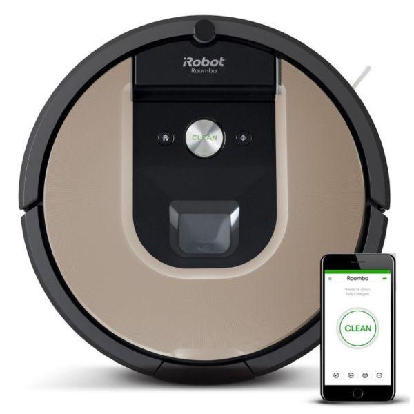 odkurzacz automatyczny iRobot Roomba 976