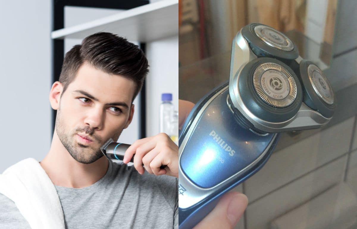 trymer do brody czy golarka - co lepsze?