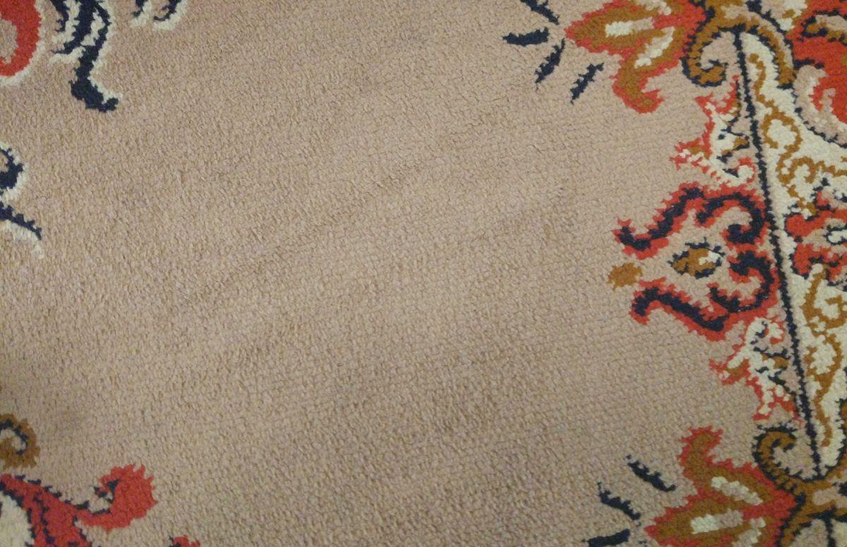drugi dywan idealnie odkurzony Philipsem XC8149/01