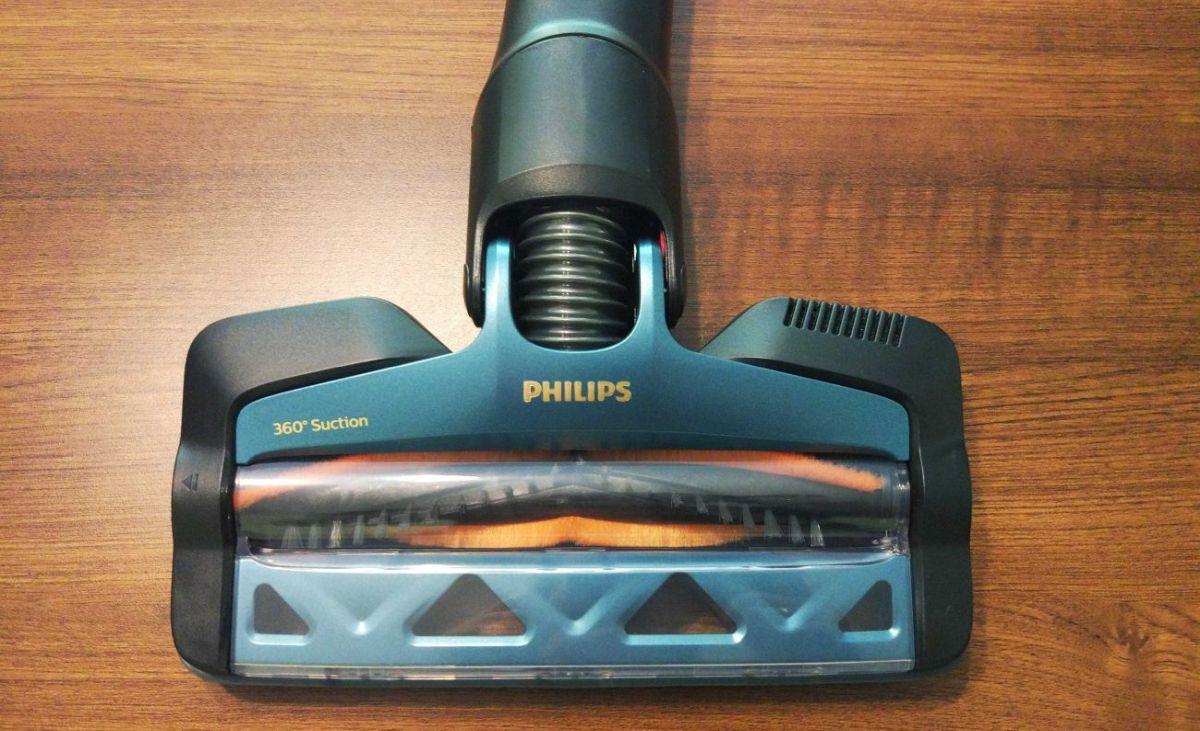 Philips XC8147/01 nasadka odkurzająca widok od góry