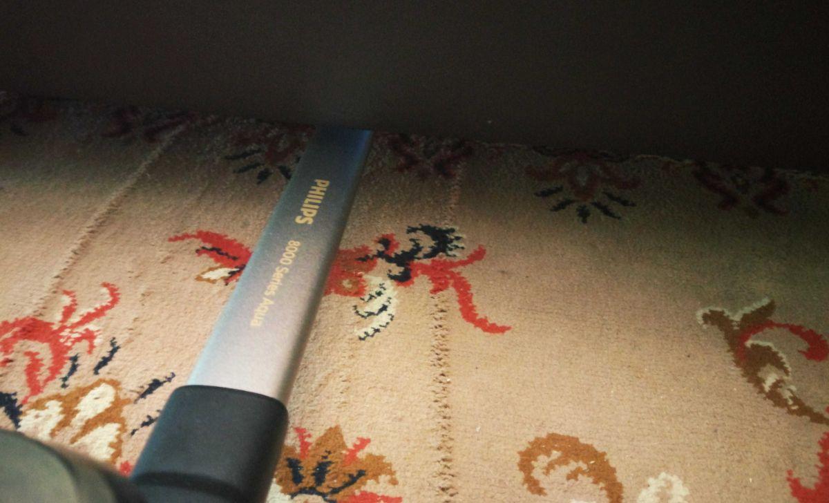 Philips XC8147/01 odkurzanie głęboko pod łóżkiem