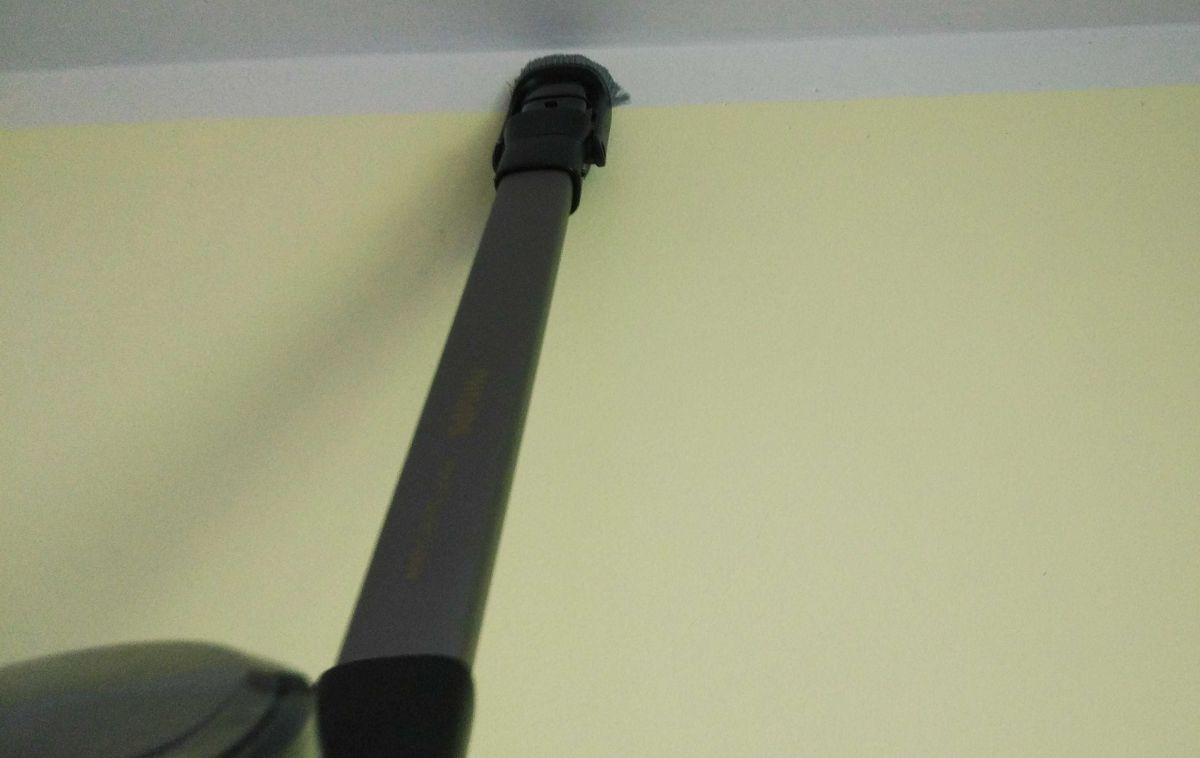 Philips XC8147/01 odkurzanie pajęczyn rurą z wysuniętym włosiem