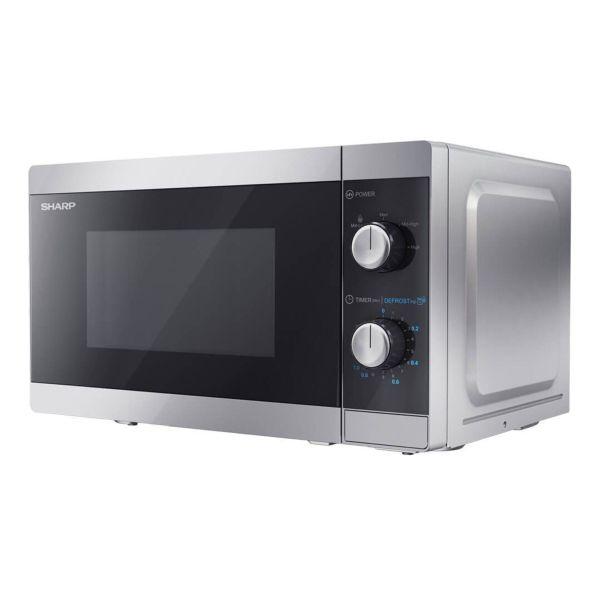 kuchenka mikrofalowa Sharp YC-MS01E-S