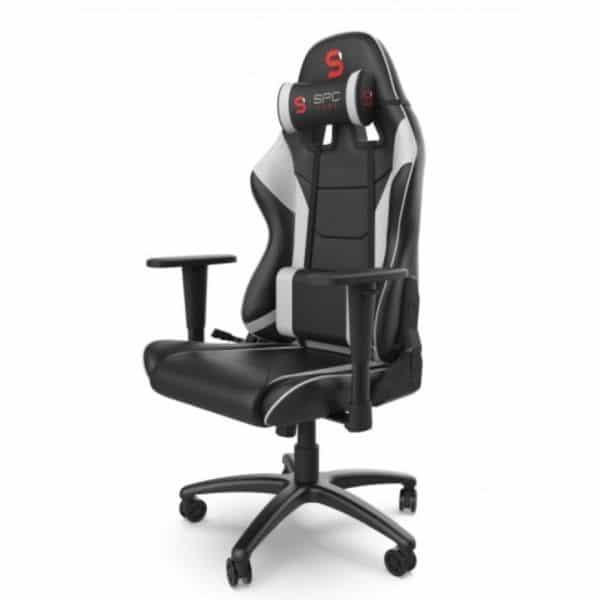 fotel gamingowy SPC Gear SR300 V2 WH (SPG036)