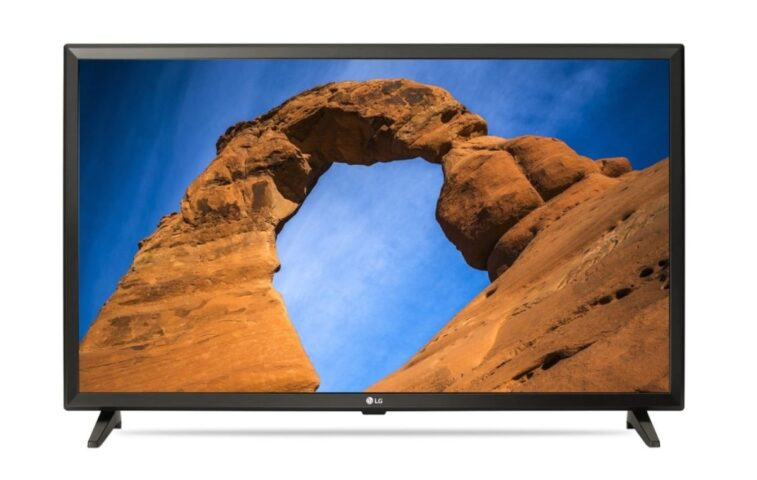 Telewizor LG 32LK510B test, recenzja, opinia