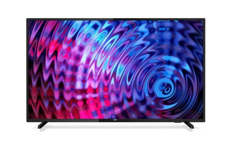 telewizor Philips 43PFT5503 test, recenzja, opinia