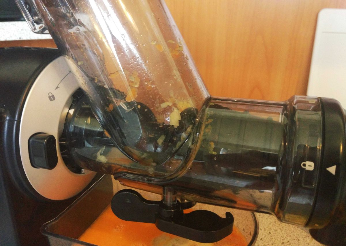 Philips HR1889/70 brudna tuba modułu wyciskania 2