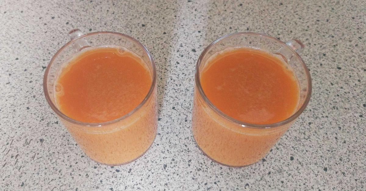 Philips HR1889/70 wyciśnięty sok marchewkowo-jabłkowy 2